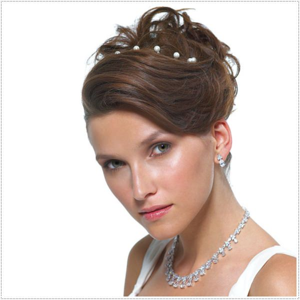 Prom Hairstyles for short hair 88