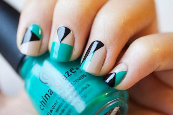 simple nail designs 2