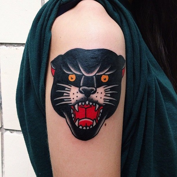 panther tattoo designs (29)