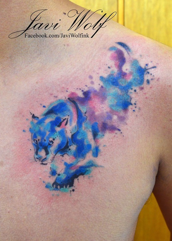 panther tattoo designs (46)