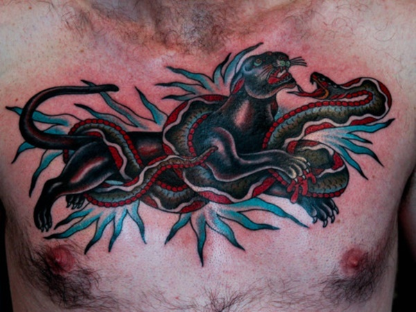 panther tattoo designs (61)