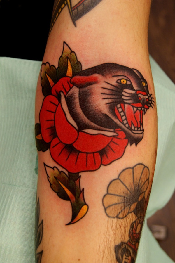 panther tattoo designs (62)