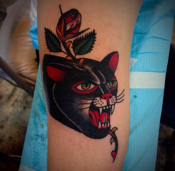 panther tattoo designs (82)