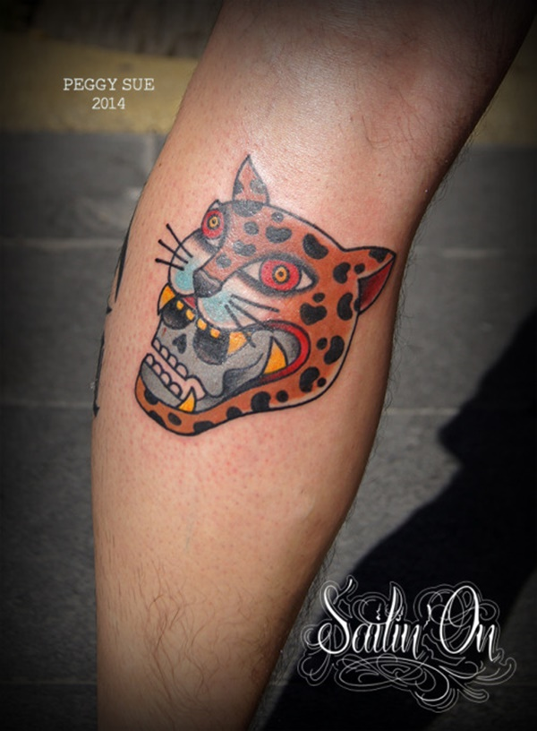panther tattoo designs (83)