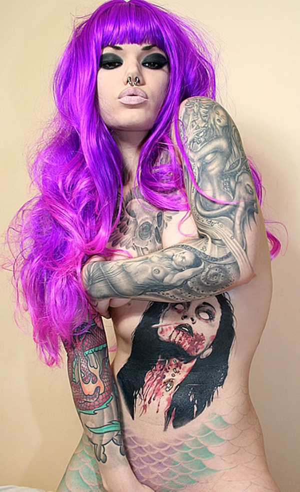 hot women with tattoos (73)