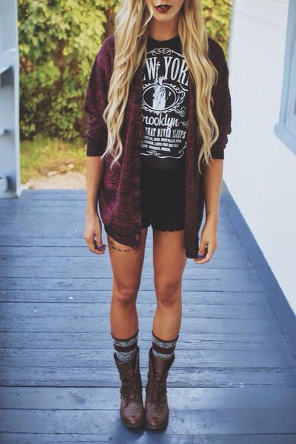 99 Inspiration For The Coolest Hipster Outfits