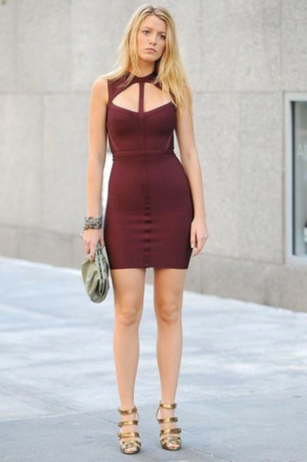 Outfits For Bodycon Dress Definition