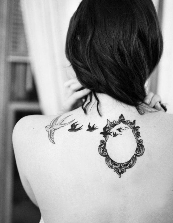 ladies back tattoos (11)
