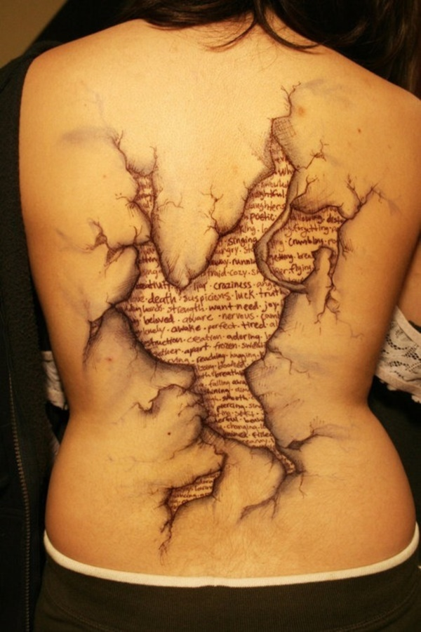 ladies back tattoos (20)