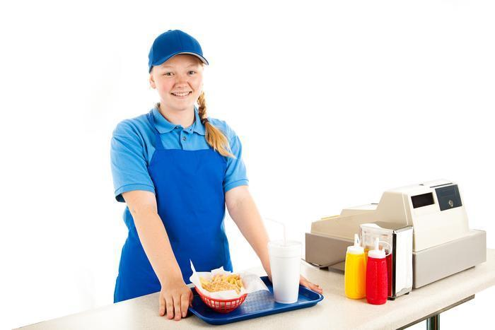 part time jobs for teens