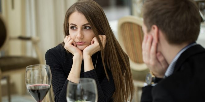 4 Warning Signs of Unhealthy Dating Relationships